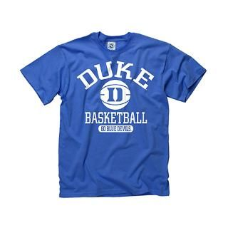 Duke Blue Devils Basically Basketball T Shirt