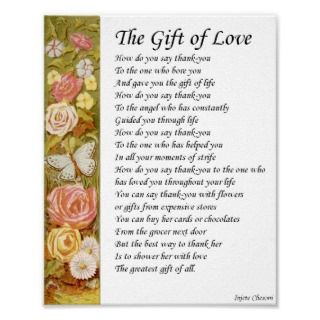 HeartKeeper_Wedding Anniversary Love Poem Gift KMH Posters
