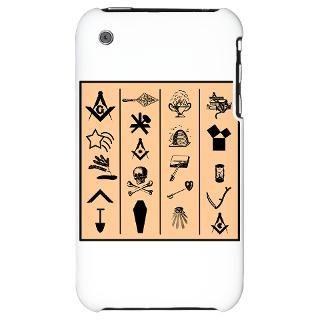 Master Mason Carpet No. 2 iPhone 4 Slider Case