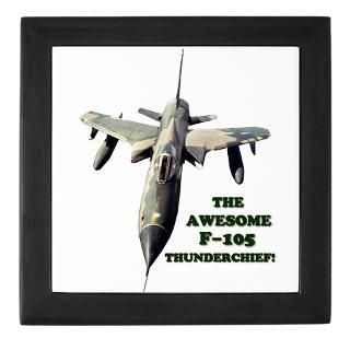 The Awesome F 105 Thunderchief