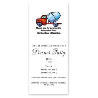 Thank you teacher gifts Invitations by Admin_CP7859459  507327336