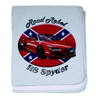 Rebel Flag Baby Blankets for Boys & Girls   & Personalize