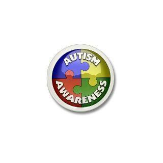 Autism Awareness Button  Autism Awareness Buttons, Pins, & Badges