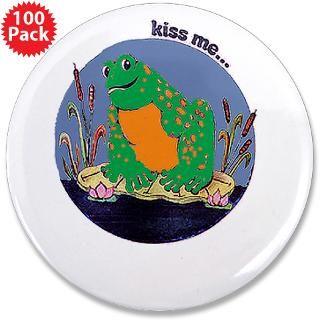 Kiss Me Frog : Funny Animal T Shirts