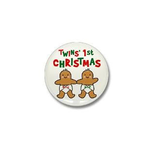 Twins First Christmas   Gingerbread Baby  Big Brother / Sister and