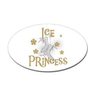 Figure Skating Stickers  Car Bumper Stickers, Decals