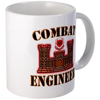 Army Combat Engineer Mugs  Buy Army Combat Engineer Coffee Mugs