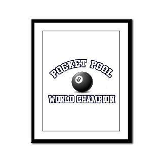 Pocket Pool Champion  Humor, Attitude, Rocking Tees