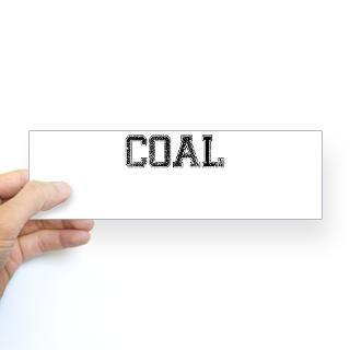 Coal Miner Stickers  Car Bumper Stickers, Decals