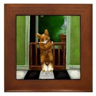 Flammarion Woodcut Framed Art Tiles  Buy Flammarion Woodcut Framed
