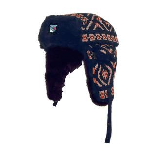 New York Rangers Old Time Hockey Grand Forks Jacquard Knit Hat