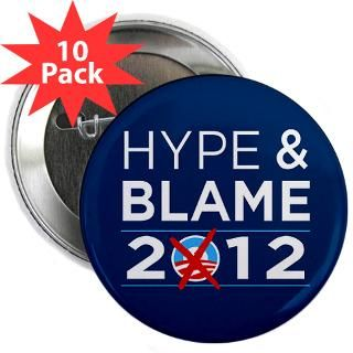 Hype & Blame  RightWingStuff   Conservative Anti Obama T Shirts