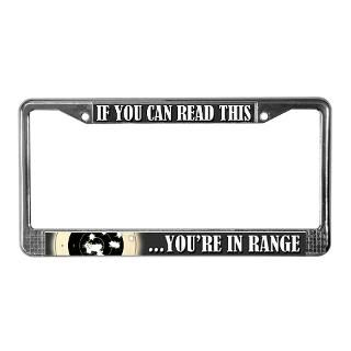 Hunting License Plate Frame  Buy Hunting Car License Plate Holders