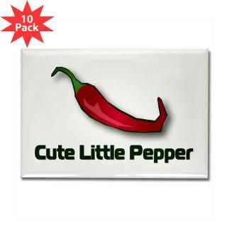 Cute Little Pepper  Chili Head Hot and spicy chili peppers