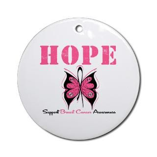 Hope Butterfly Breast Cancer Shirts & Gifts  Shirts 4 Cancer