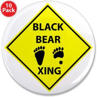 Black Bear Tracks Crossing  Trackers Tracking and Nature Store