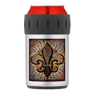 Gifts  Kitchen and Entertaining  Fleur De Lis Thermos® Can