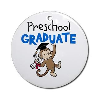 Preschool Graduate   Monkey (Blue)  Big Brother / Sister and new baby