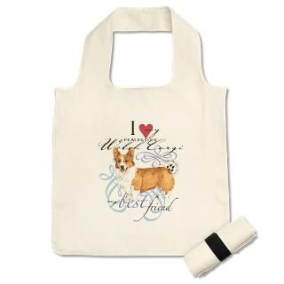Best Friend Gifts  Best Friend Bags  Pembroke Welsh Corgi