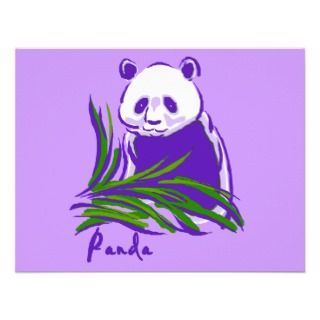 Purple Panda T shirts, Hoodies, Sweats, Baby Tees Custom Invite