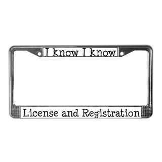 911 Dispatcher License Plate Frame  Buy 911 Dispatcher Car License
