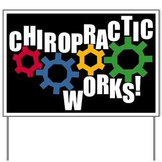 Yard Signs  Chiropractic By Design