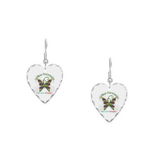 Asd Gifts  Asd Jewelry  Autism Awareness Hope Butterfly Earring