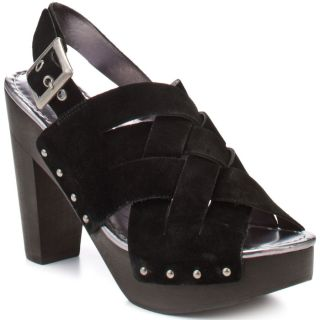 Haute   Black Suede, Ciao Bella, $55.99