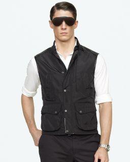 Ralph Lauren Black Label Modern Vest