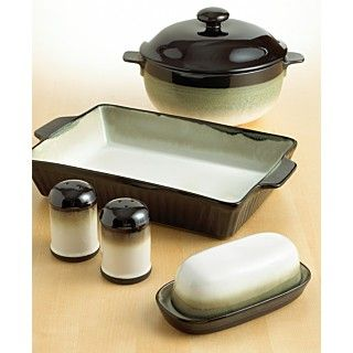 Sango Nova Black Dinnerware Collection   Casual Dinnerware   Dining