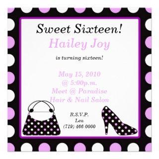 Sweet Sixteen, Hailey Joy, is turnAnnouncements