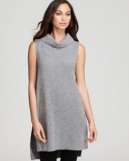 Eileen Fisher Cowl Neck Sleeveless Sweater   & Campaign