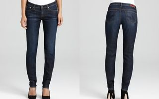 AG Adriano Goldschmied The Stilt Cigarette Jeans in Free Wash_2