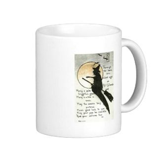 Halloween Witch / Witches Quote / Poem / Spell Mugs