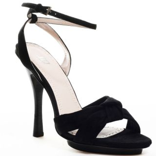 Grett   Black Suede, JLO Shoes, $118.74