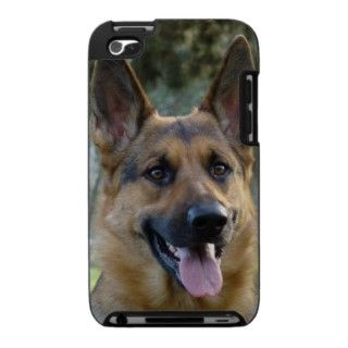 Pet German Shepherd Dog iPOD Touch cases GERMAN SHEPHERDS Holidays