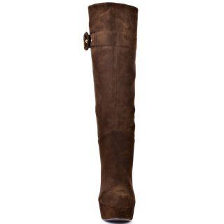 Picalo   Dark Brown Suede, Guess, $184.49