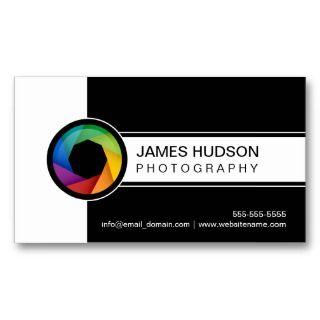 2011 Socialite Designs. Colorful photographer business card design