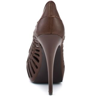 Estrella Pump   Fudge Brown, BCBG, $119.99,