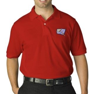 Window Cleaning Logo Polo Shirt