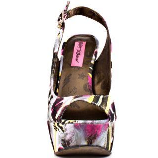 Betsey Johnsons Multi Color Mystifyy   Fuchsia Multi for 109.99