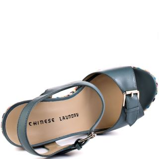 Chinese Laundrys Multi Color Pacific   Soft Blue for 89.99