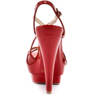Kosi   Chili Pepper Patent, Jessica Simpson, $89.99,