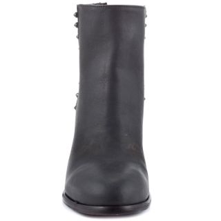 Steve Maddens Black Acedd   Black Leather for 149.99