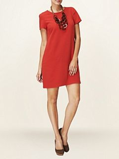 Phase Eight A line shift dress Cherry