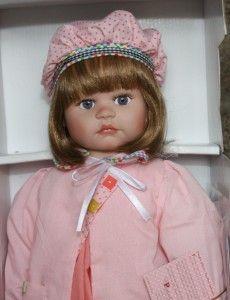 Lifelike Little Girl 20 Doll Paradise Galleries Karen Alderson