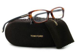 New Tom Ford Eyeglasses TF 5159 Black 056 TF5159 Auth