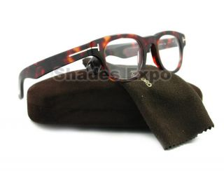 New Tom Ford Eyeglasses TF 5116 Havana 054 TF5116 Auth