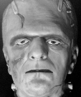Boris Karloff Monster Bust from The Bride