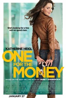 For The Money   original DS movie poster   D/S 27x40 Katherine Heigl